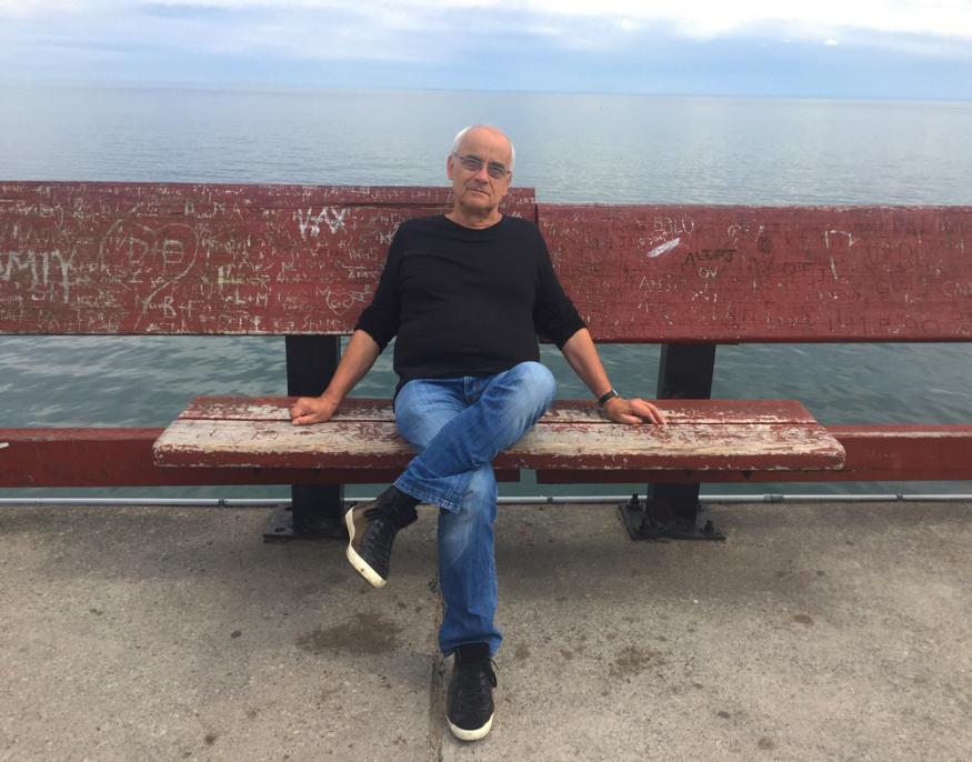 Prof. Dieter Ziegenfeuter, Toronto, Foto: Susanne Wustmann