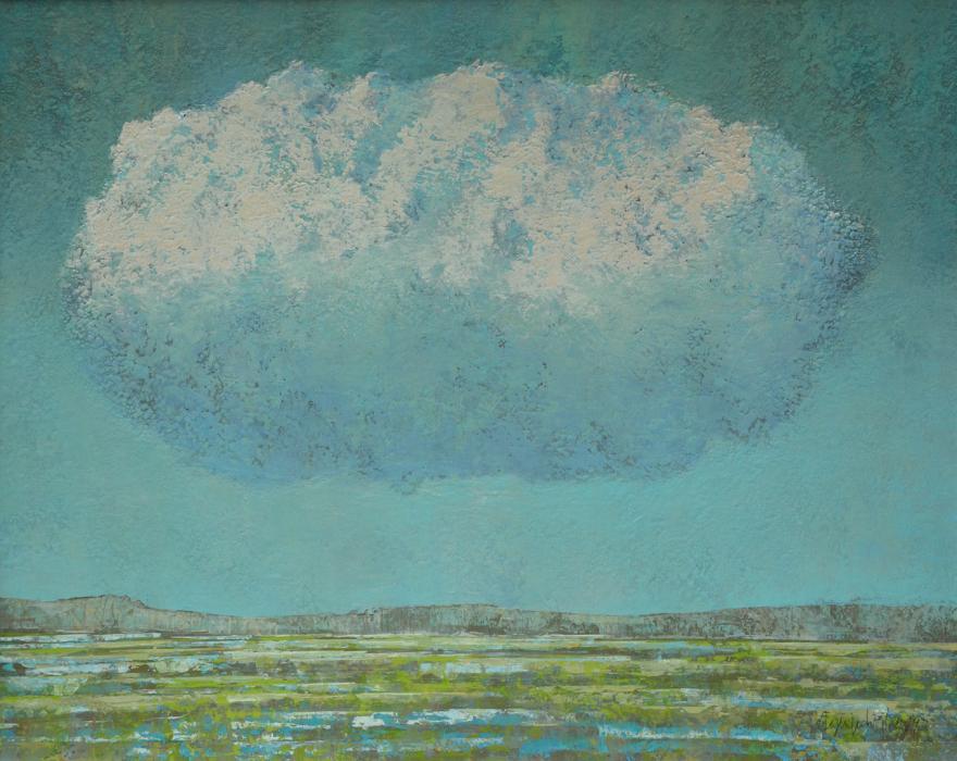Wolke, irland, Dieter Ziegenfeuter